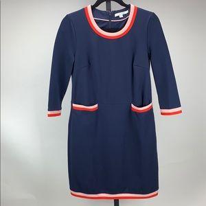 Boden 3/4 Sleeve Dress